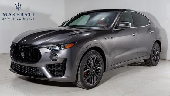 2019 Maserati Levante GranSport:22 car images available