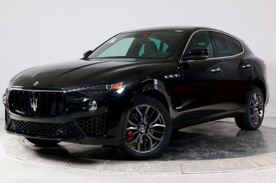 2020 Maserati Levante GranSport:13 car images available