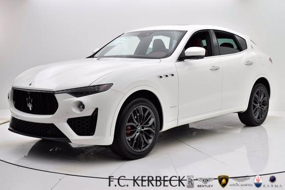 2020 Maserati Levante GranSport:24 car images available