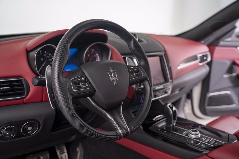 2018 Maserati Levante GranSport