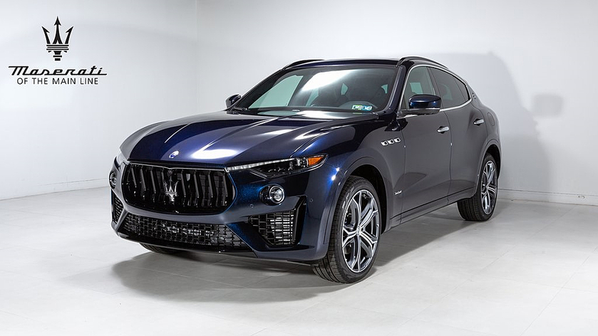2021 Maserati Levante GranSport:21 car images available