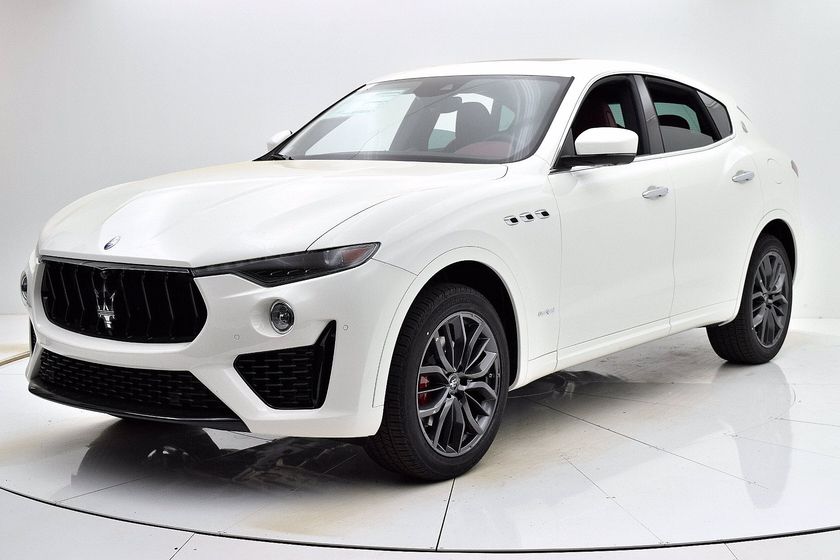 2021 Maserati Levante GranSport:24 car images available