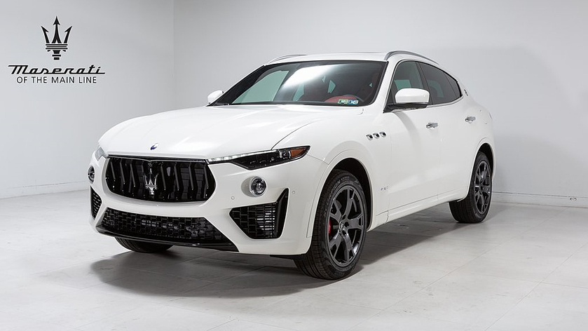 2021 Maserati Levante GranSport:20 car images available