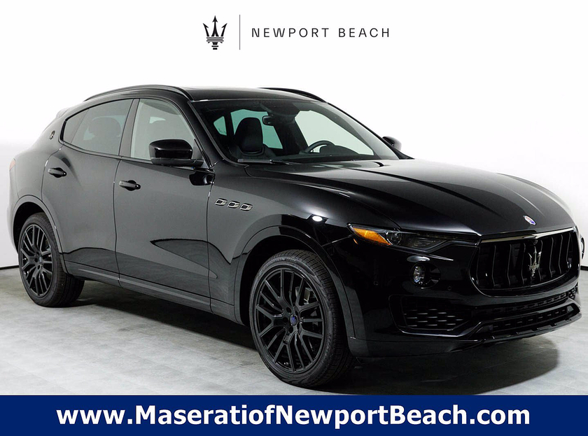 2018 Maserati Levante GranSport:10 car images available