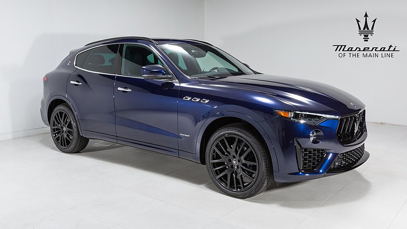2021 Maserati Levante GranSport:23 car images available