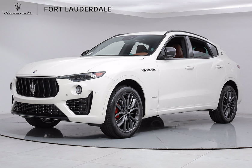 2021 Maserati Levante GranSport:22 car images available