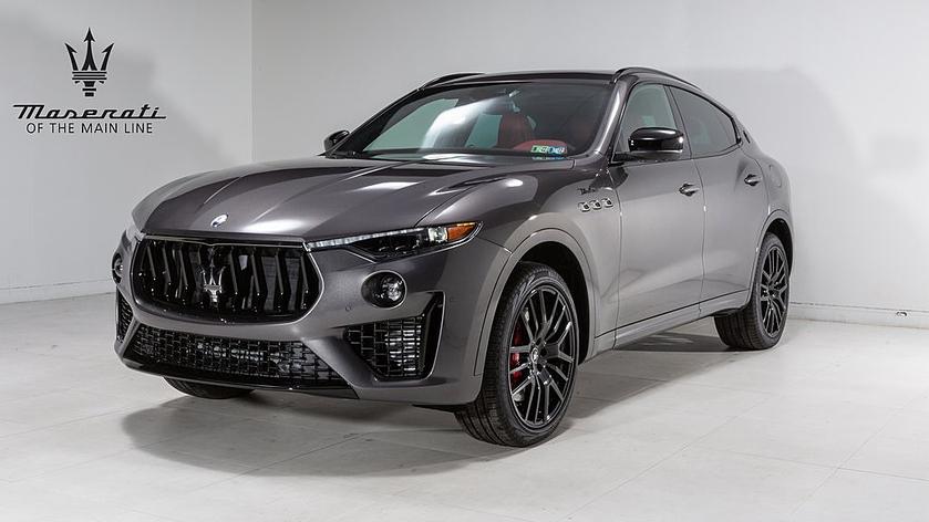 2022 Maserati Levante Modena:23 car images available