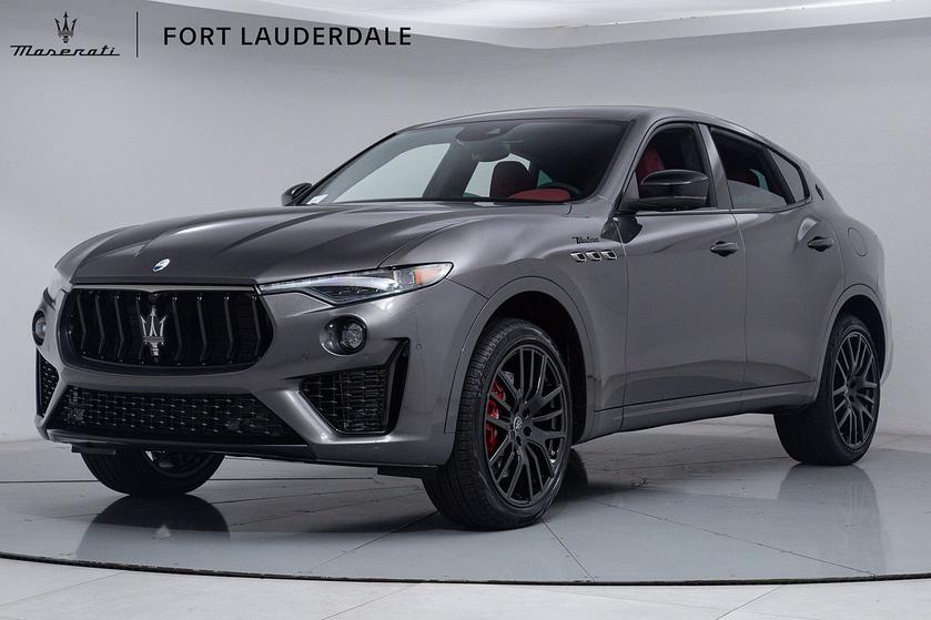 2022 Maserati Levante Modena:21 car images available