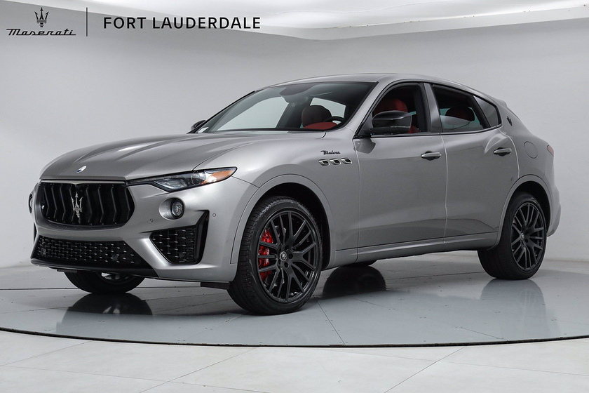 2022 Maserati Levante Modena:20 car images available