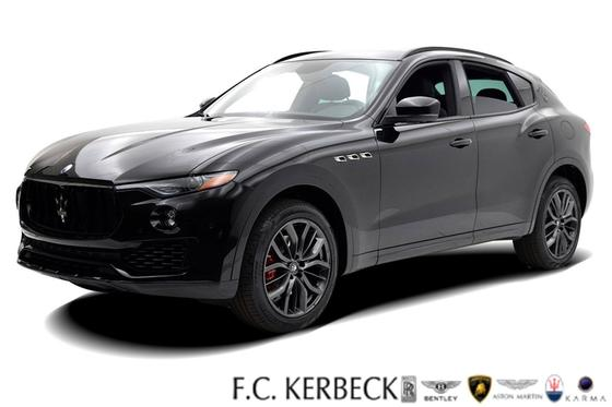 2018 Maserati Levante Nerissimo:24 car images available