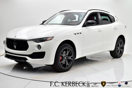 2019 Maserati Levante Nerissimo