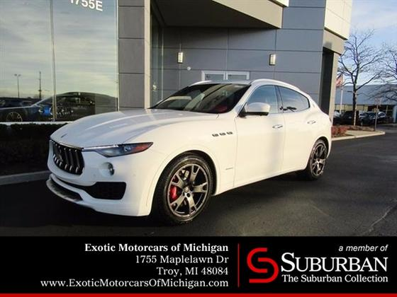 2018 Maserati Levante S GranLusso:22 car images available