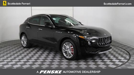 2018 Maserati Levante S GranLusso:24 car images available