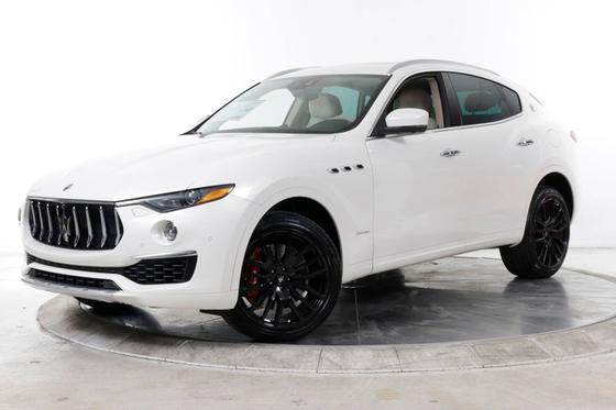 2019 Maserati Levante S GranLusso:13 car images available