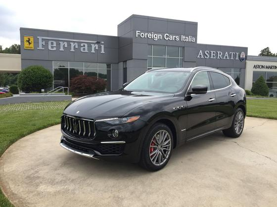 2019 Maserati Levante S GranLusso:24 car images available