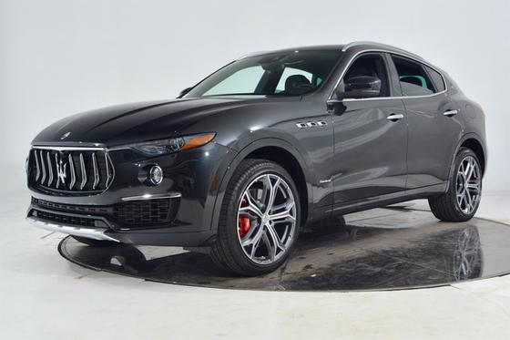 2019 Maserati Levante S GranLusso:21 car images available