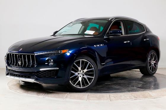 2019 Maserati Levante S GranLusso:15 car images available