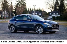 2019 Maserati Levante S GranLusso:10 car images available