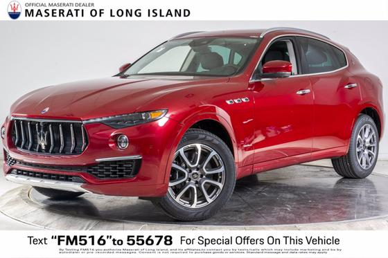 2020 Maserati Levante S GranLusso:14 car images available