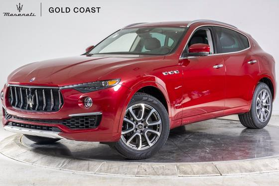 2020 Maserati Levante S GranLusso:13 car images available