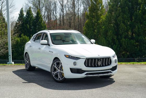 2021 Maserati Levante S GranLusso:24 car images available