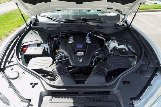 2021 Maserati Levante S GranLusso