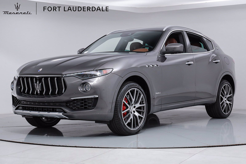 2021 Maserati Levante S GranLusso:20 car images available