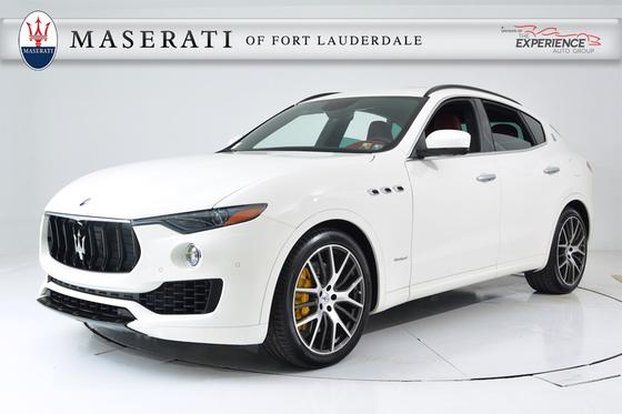 2018 Maserati Levante S GranSport:15 car images available
