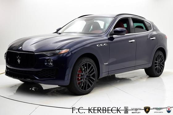 2018 Maserati Levante S GranSport:24 car images available