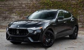 2019 Maserati Levante S GranSport:24 car images available