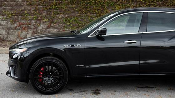 2019 Maserati Levante S GranSport