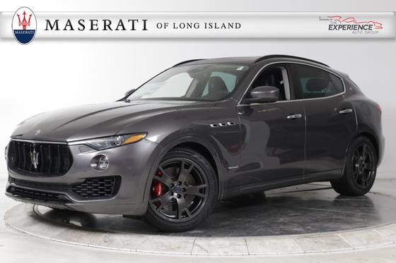 2018 Maserati Levante S GranSport:12 car images available