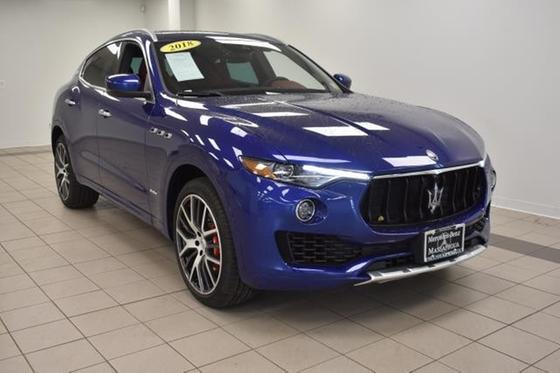2018 Maserati Levante S GranSport:20 car images available