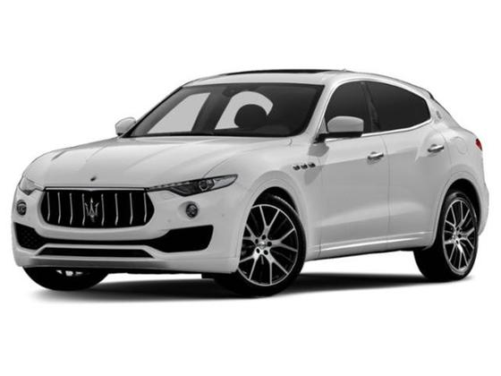 2019 Maserati Levante S GranSport : Car has generic photo