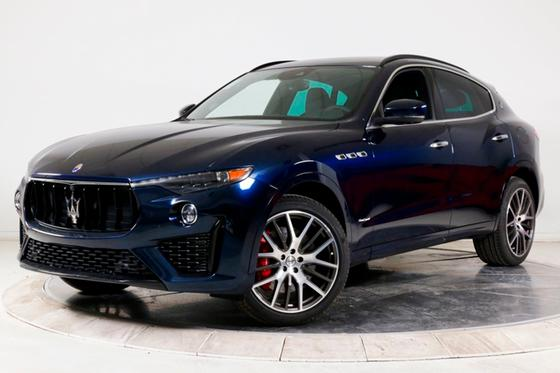 2019 Maserati Levante S GranSport:13 car images available