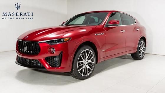 2020 Maserati Levante S GranSport:22 car images available