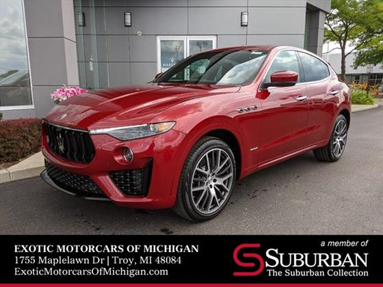 2020 Maserati Levante S GranSport:18 car images available