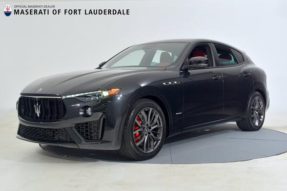 2020 Maserati Levante S GranSport:20 car images available