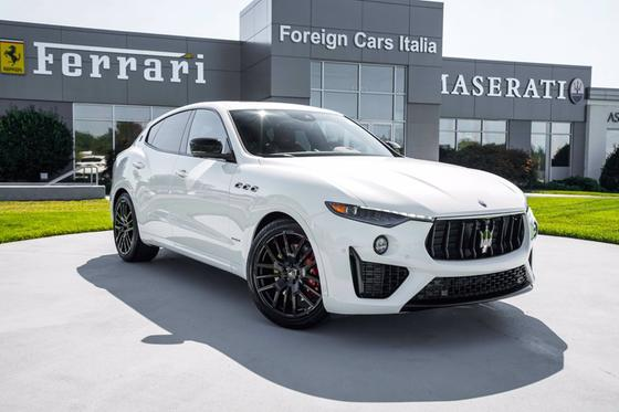 2020 Maserati Levante S GranSport:24 car images available