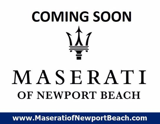2020 Maserati Levante S GranSport : Car has generic photo