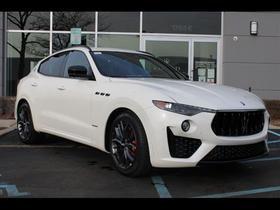 2021 Maserati Levante S GranSport:21 car images available