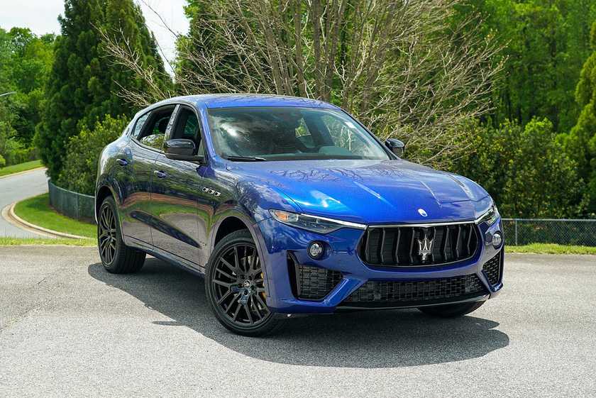 2021 Maserati Levante S GranSport:24 car images available
