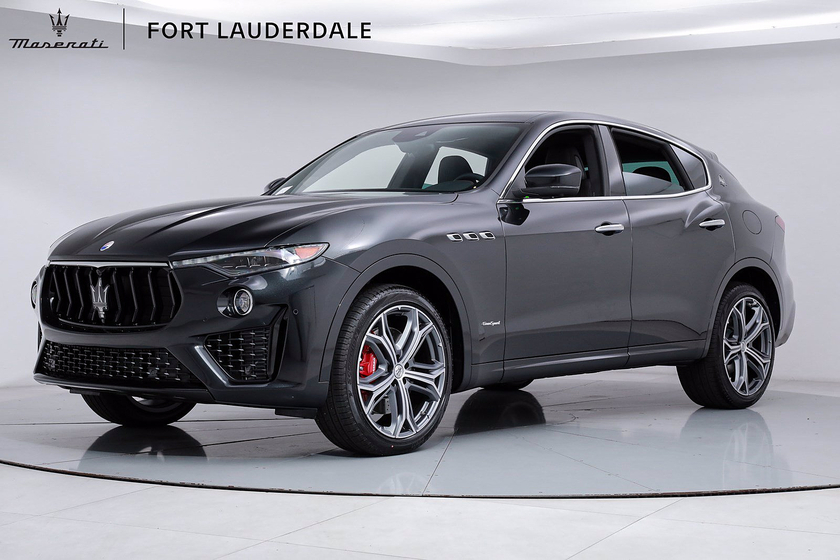 2021 Maserati Levante S GranSport:20 car images available