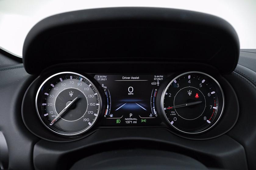 2021 Maserati Levante S GranSport