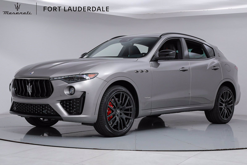 2021 Maserati Levante S GranSport:22 car images available
