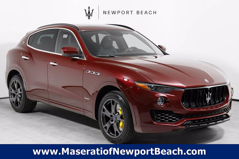 2018 Maserati Levante S GranSport:18 car images available