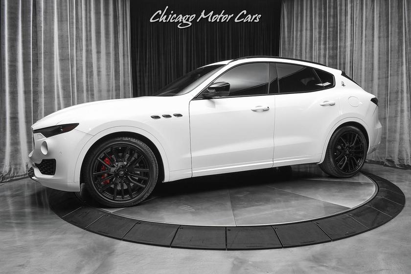 2019 Maserati Levante S Q4:24 car images available