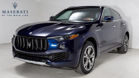 2018 Maserati Levante S Zegna:24 car images available
