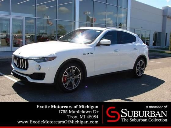 2017 Maserati Levante S:22 car images available