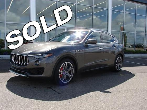 2017 Maserati Levante S:23 car images available